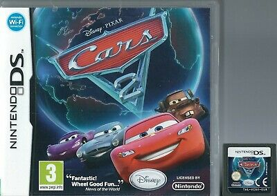 Cars 2: The Video Game Nintendo DS plays 3ds and 2ds