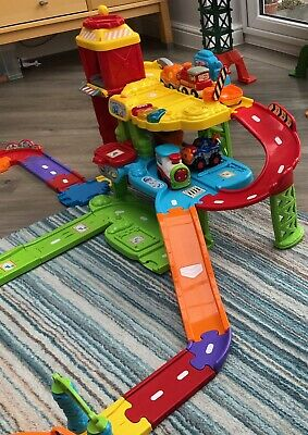 VTech Baby Toot-toot Drivers Playset Play Fun Kids Toy CASH