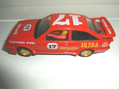Scalextric Ford Sierra Cosworth Red No17 C469 Touring Car