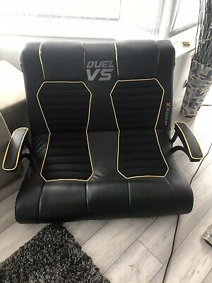 X Rocker Duel VS Double Gaming Chair -