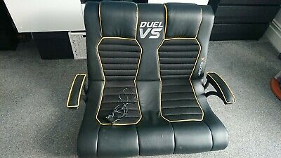 X Rocker Duel VS Double Gaming Chair Good Cond. Supplied