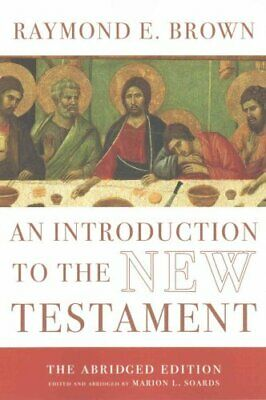 An Introduction to the New Testament The Abridged Edition
