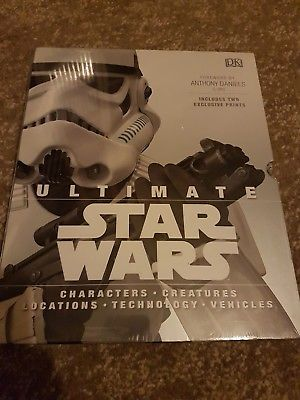 Ultimate Star Wars (SPECIAL EDITION) by DK (Hardback, )