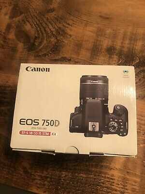 Canon EOS 750d Casing Body mm Is STM mm