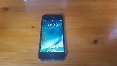 Apple iPhone 5s - 16GB - Space Grey (EE) A (GSM) ***