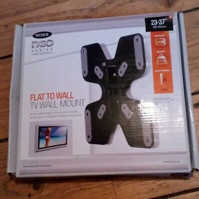 Ross Neo Series Flat To Wall TV Mount