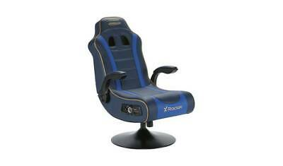 Brand New!!! X Rocker Adrenaline VII Gaming Chair - Blue