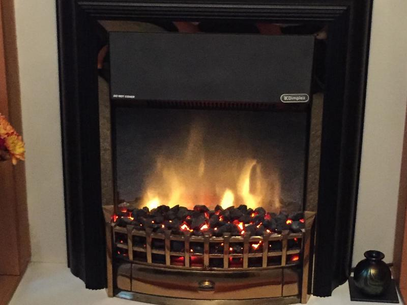 Dimplex Electric flame effect fire