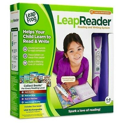 Leapfrog Leapreader Reading and Writing System (Pink) Pink