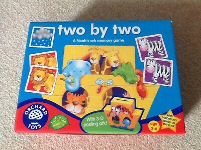 Orchard Toys Two by Two Game - Educational Game Kids Will