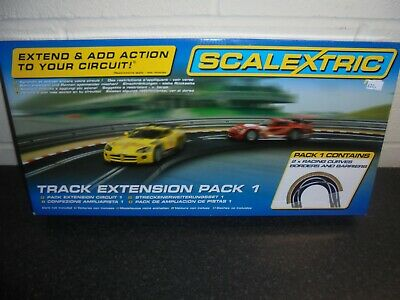 "Scalextric ""Sport"" C Track Extension Pack #1 BNIB"