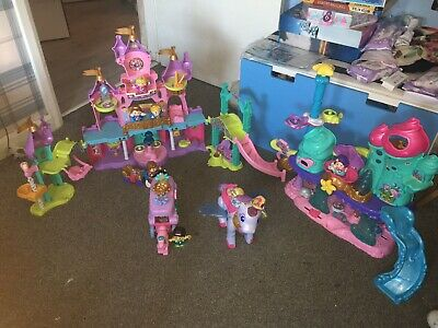 VTech Toot Toot Princess Enchanted Palace Castle & Mermaid
