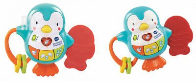 Vtech Baby Little Friendlies Musical Penguin Toy, Rattle and