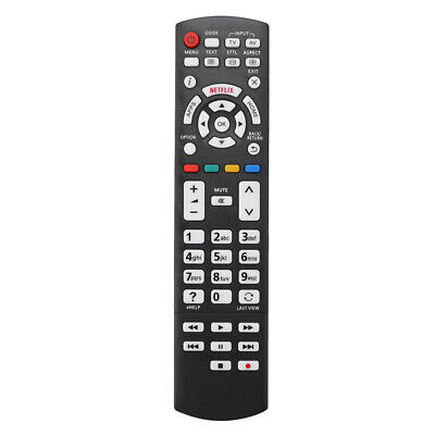Universal 3D TV Remote Control Replacement for Panasonic