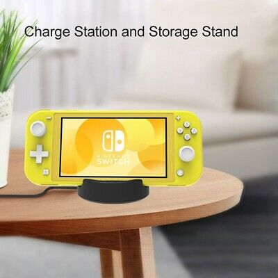 2X(Portable Charging Dock Station with 2 Ports USB Charger