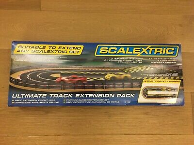 Scalextric Ultimate Track Extension Pack