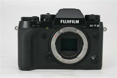 Fujifilm X series X-TMP Digital SLR Camera - Black
