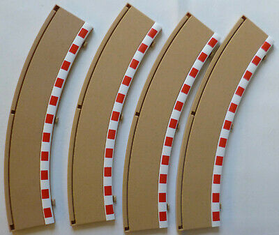 Scalextric C Border For R2 Radius Curve x  Slot