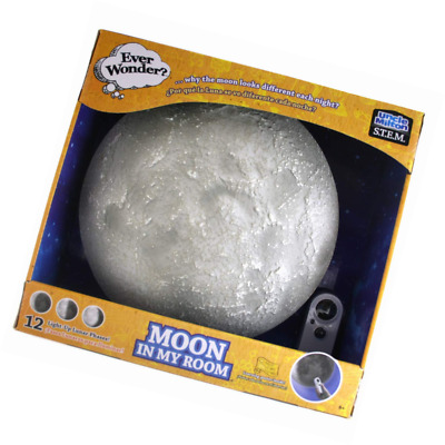 Basic Fun!  Uncle Milton  Ever Wonder Moon In My
