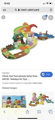 VTech Toot Toot Toy Bundle