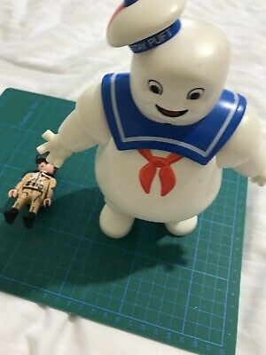 PLAYMOBIL Ghostbusters Stay Puft Marshmallow Man Set With 1