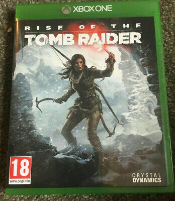 Rise of the Tomb Raider for Microsoft Xbox One - Lara Croft