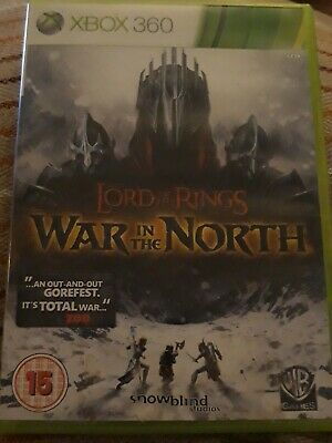 The Lord of the Rings: War in the North (Microsoft Xbox 360)