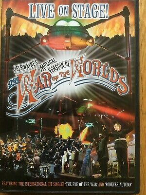 Jeff Waynes Musical Version Of War Of The Worlds Live On