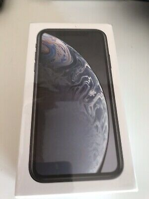 NEW SEALED Apple iPhone XR 64GB A BLACK (UNLOCKED)