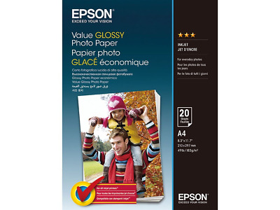 Epson C13S A4 Glossy Paper