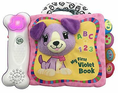 LeapFrog My First Violet Book - Musical Baby Toy Including