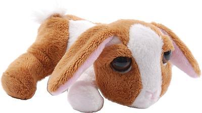 SUKI TOYS LIL PEEPERS NIBBLES RABBIT SMALL PLUSH SOFT TOY