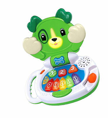 LeapFrog Peek-a-Boo LapPup Baby Toy| Interactive Musical