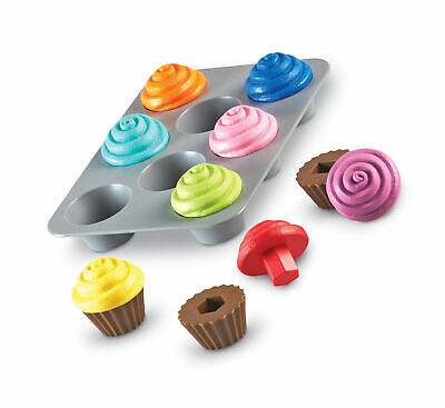 Learning Resources Shape Sorting Cupcakes