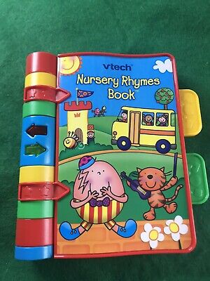 VTech Nursery Rhymes Book Interactive Book Used In Great