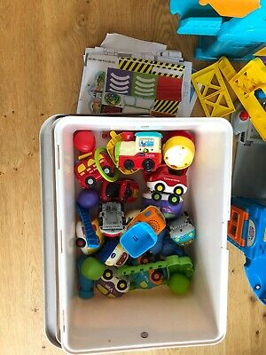VTech  Toot Toot Drivers Deluxe Track Set Plus Add