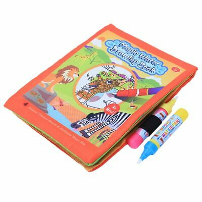 COOLPLAY Coloring Book Kids Animals Cloth Magic Water