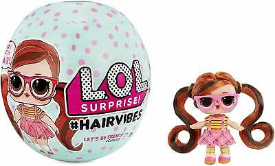 L.O.L. Surprise! Hairvibes Dolls with 15 Surprises and Mix &