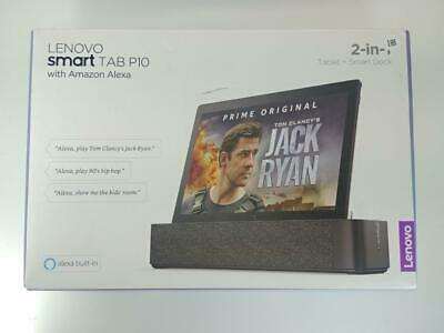 LENOVO SMART TABLET P10 NEW CONDITION 10.1 INCH - 32GB -