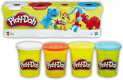 Play Doh 4 Pack of Colours Assortment Creativity Amazing