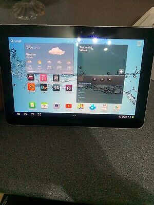Samsung Galaxy Tab GT-P GB - 10.1in Android Tablet