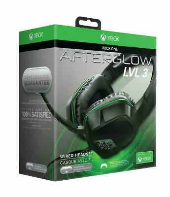 Afterglow LVL 3 Stereo Headset Xbox One - Brand New and