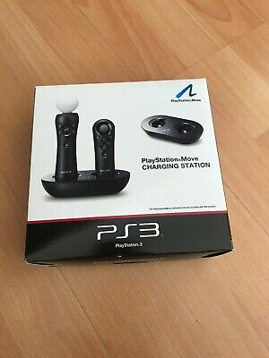 Charging Dock for PlayStation Move Motion Controllers