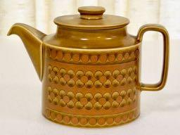 Vintage 's Hornsea Saffron Tea Pot – perfect