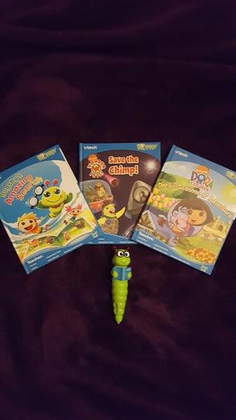 VTECH BUGSBY READING SYSTEM