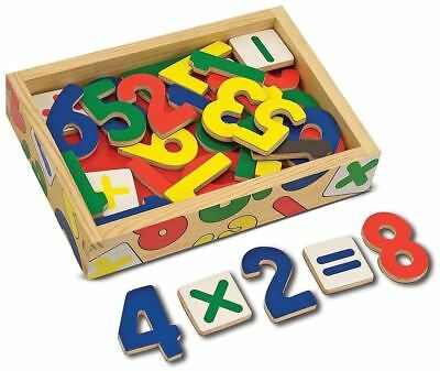 Melissa & Doug MAGNETIC WOODEN NUMBERS Baby/Toddler/C hild