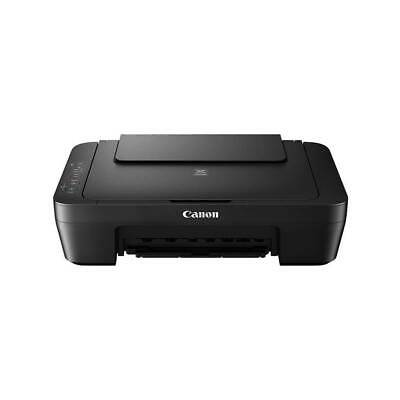 NEW! Canon PIXMA MGS A4 Colour Inkjet Multifunction