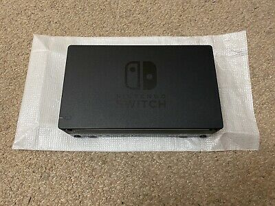 OFFICIAL GENUINE NINTENDO SWITCH TV DOCK / CHARGING STATION