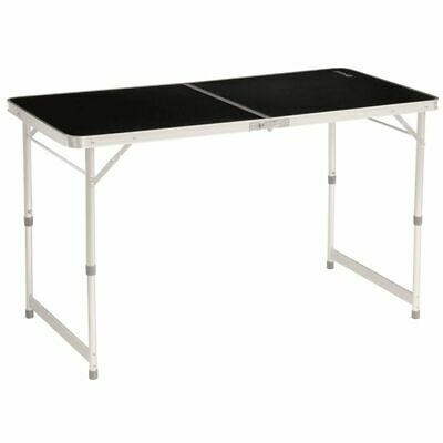 Outwell Folding Table Colinas 120x60x70cm Black Outdoor