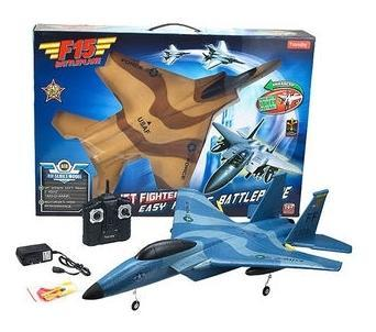 Fighter Jet 2.4G 2CH Radio Controlled Plane